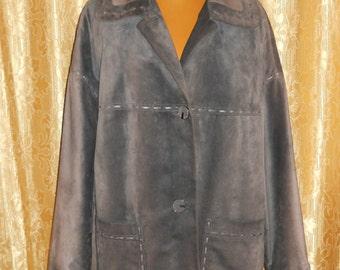 Genuine Fendi jacket !! Genuine leather !! Made in Italy