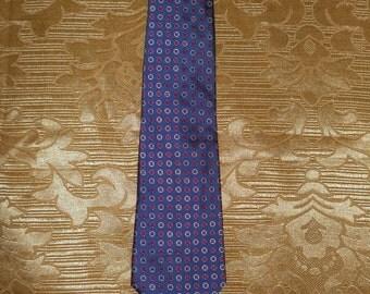 Genuine Chanel tie / 100% silk