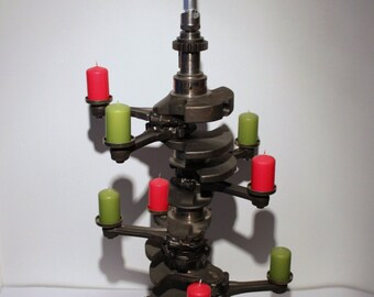 Crankshaft Candle Tree