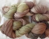 Hosta Sprite - Silky fingering wt - Merino/Silk - 26.00USD+ship - 2 skeins Available