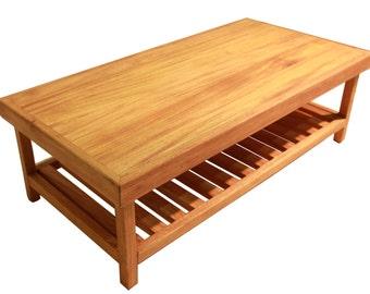 Coffee table solid wood NIUMI