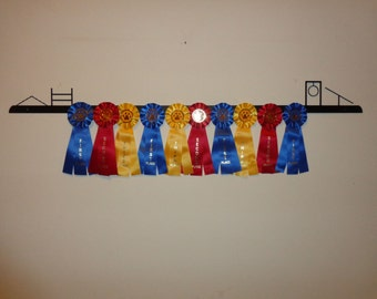 Showoff Ribbon Rack #0100W - Agility