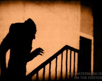 24x36 Poster; Nosferatu P2 Shadow Of Count Orlok, In The Film Nosferatu