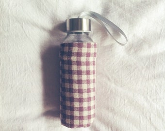 cloth bound bottle cover