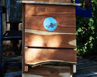 Large Cedar Bat Box