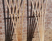 2 Brand New Tall Decorative Trellis pieces, Garden Lattice made from cedar wood
