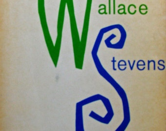Poems by Wallace Stevens