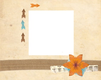 Premade scrapbooking pages 12 x 12 (digital)