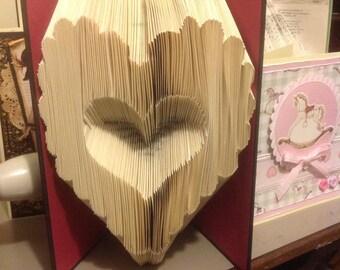 Scalloped heart PATTERN
