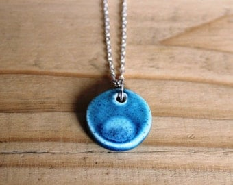 ceramique necklace