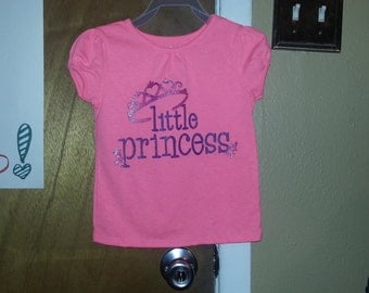 Little princess shirt