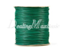 1 Roll/170m Emerald Green Polyester Cord Wire Thread String Jewelry Making New  TC0113-18