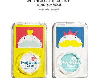 iPod Classic clear case - 1pcs
