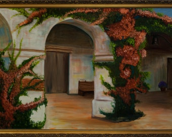 Hanging Garden on Arches