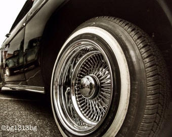 Classic Car Photography (Lowrider, Route 66)