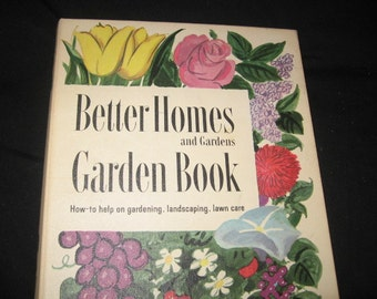 Large Garden Book