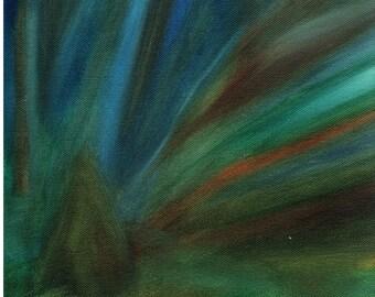House Light - Original Oil Painting