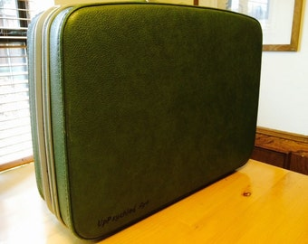 Vintage Samsonite Suitcase