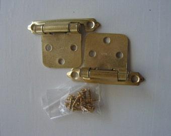 Brass self Closing Hinge