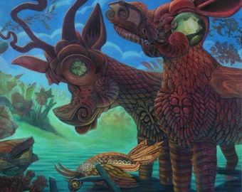 Mescal by Karl Noyes - Minneapolis mescaline adventure zine