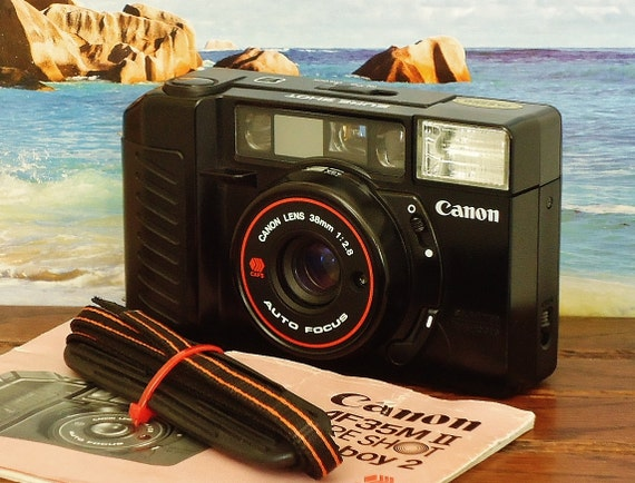 canon af35m how to use