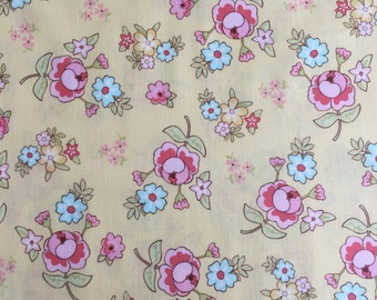 Riley Blake Fabric - Vintage Baby - Yellow