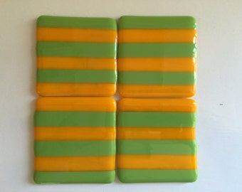 Fused Coaster set of 4