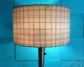 Mid  Century Modern Style Fiberglass Lamp Shade 37.0