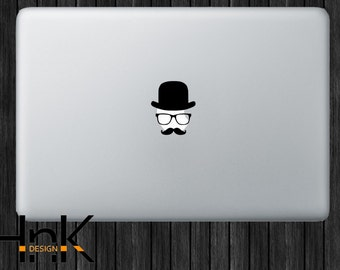 MacBook decal/ Macbook vinyl decal/ macbook sticker/ anime decal/ macbook air decal/ macbook pro decal hnkmd003