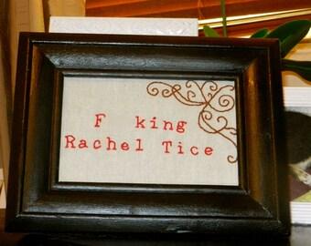 No Rice, No Tice