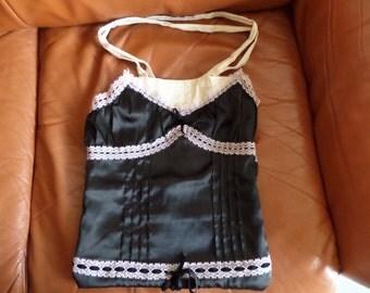 Bodice evening handbag / Evening gown bag