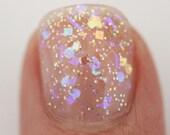 Opal (Color Shifting Glitter Nail Polish) 15mL