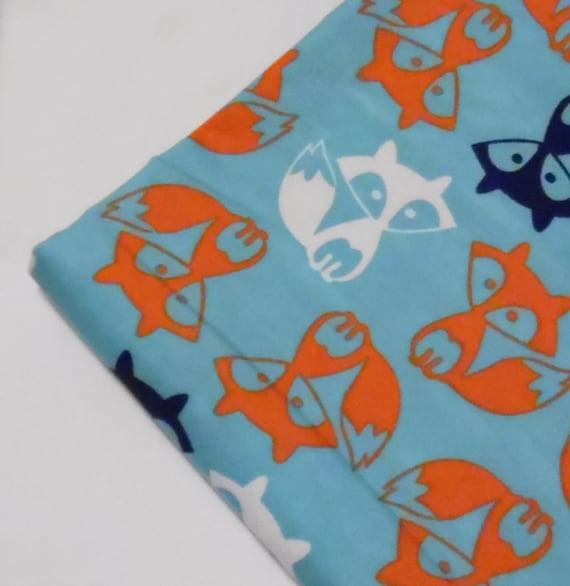 Baby Blanket Fox Flannel Personalized Blanket