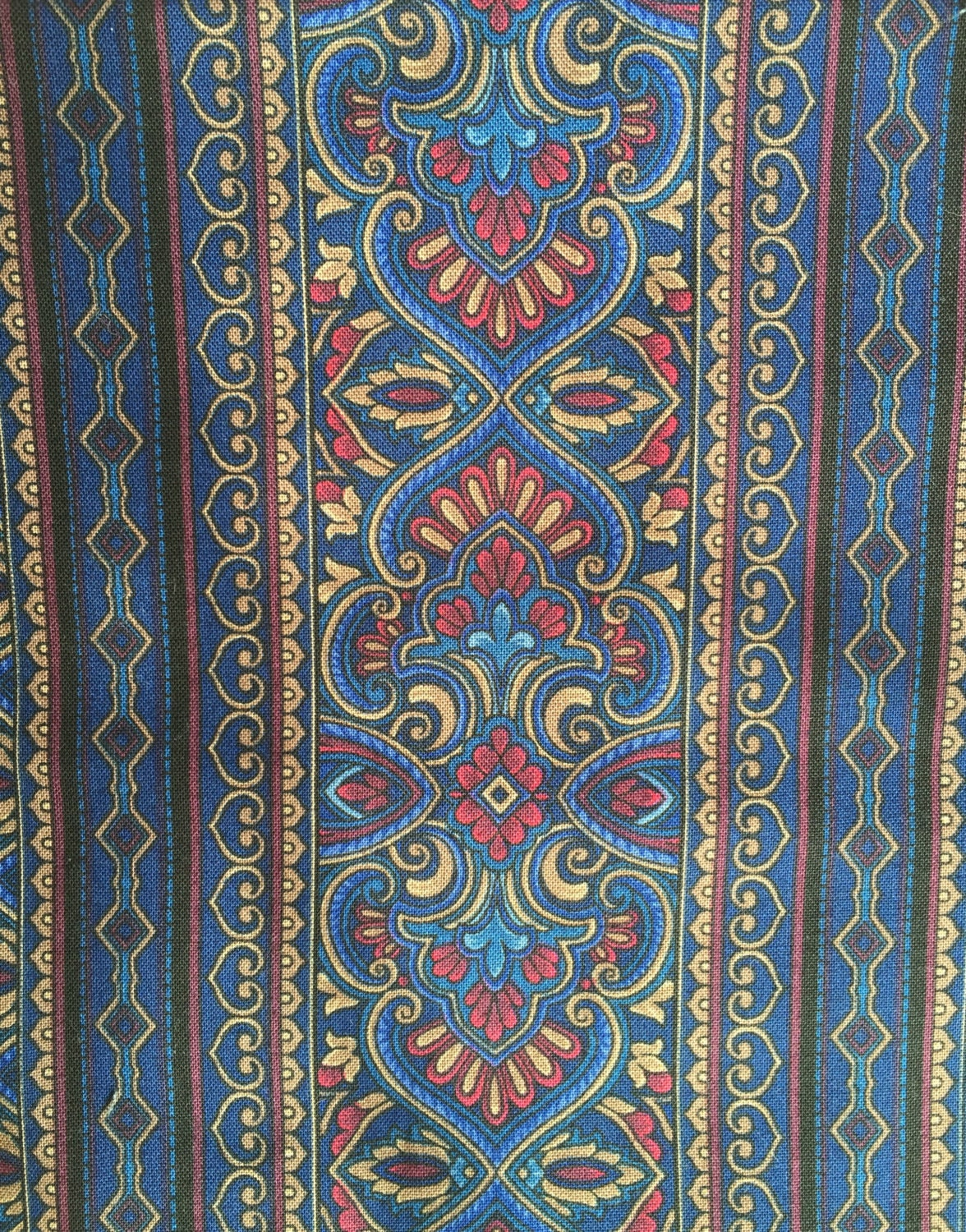 Jinny Beyer Border: Rare Out of Print Quilt by ToriClaireDesigns