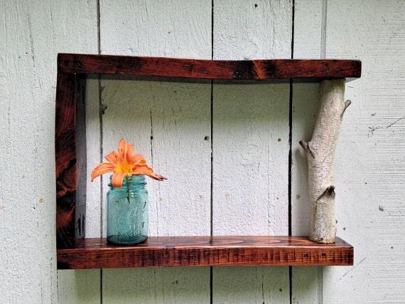 Pallet Branch Shelf