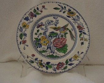 Davenport Wedgewood  Bread and Butter Plate Vintage