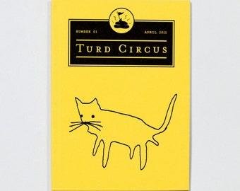 Turd Circus Issue 1