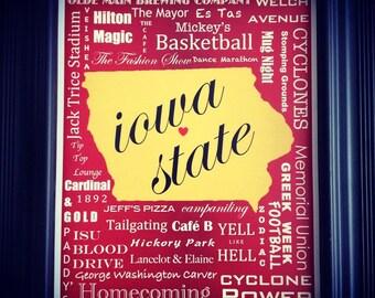 Iowa State University (ISU) Poster