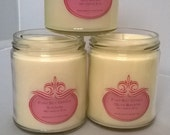 8 oz Soy Candle Pick One of Our Winter Favorites