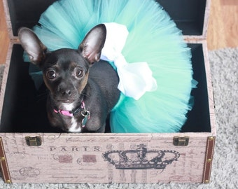 Super FULL Sewn Dog or Cat Tutu XXS to XXXL