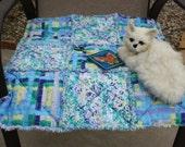 Cat Blanket Cat Quilt Crate Mat Colorado Catnip