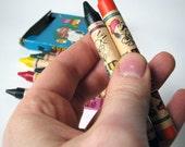 Vintage - Snoopy - Peanuts - Crayon Pack - Unused