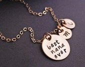 Best Nana Ever Necklace, Nana Necklace, Nana Gift, Nana Charm Necklace, Christmas Gift for Nana