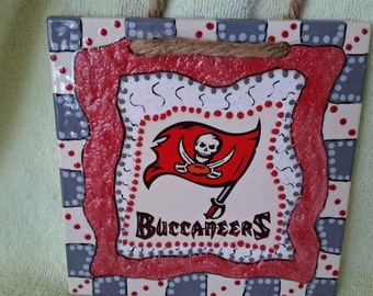 Love the Bucs -- Tampa Bay Bucs Wall Tile