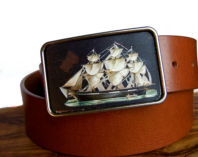 Clearance Sale: **READY TO SHIP** Voyager Buckle.