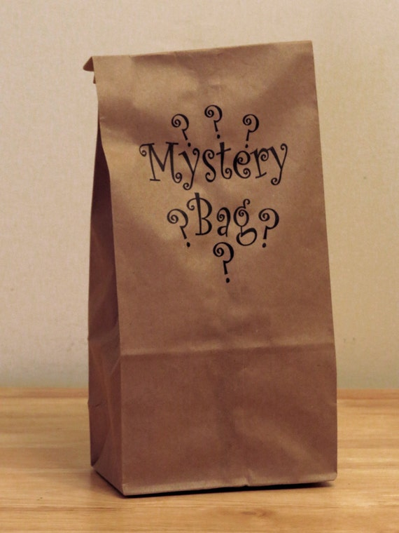 mystery bag The mystery bag, often referred to as the stereognostic bag, is not as mysterious as the title may lead you to believe.