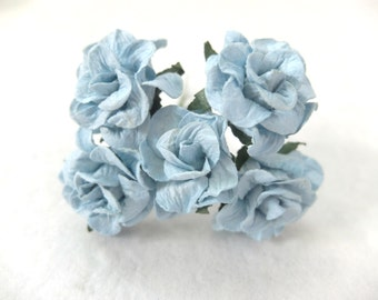 Blue gardenia flower   Etsy