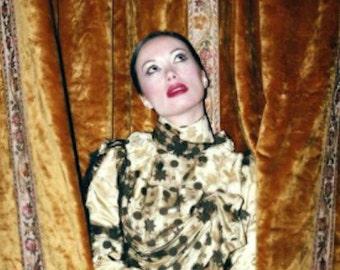 Miss Havisham Victorian Bodice Jacket Top as found