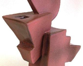Vase - Abstract Rose Matte