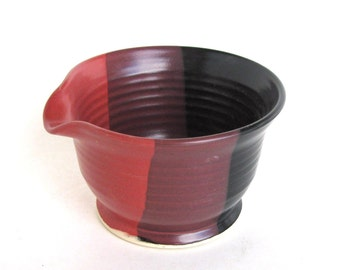 Small Mixing Bowl - Sandia Glaze